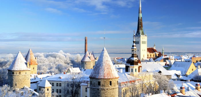 Estonia city breaks