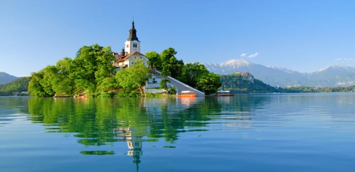 Slovenia adventure holidays