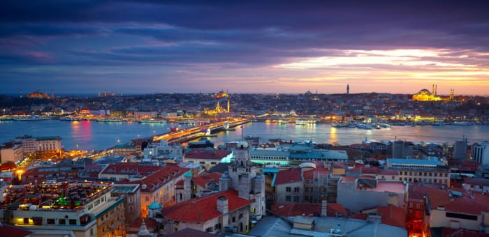 Activity holidays in Turkey