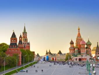 Moscow city breaks