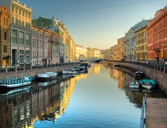Saint Petersburg city breaks