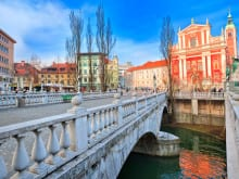 Ljubljana city breaks