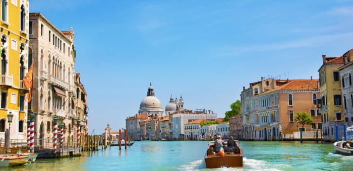 Venice city break