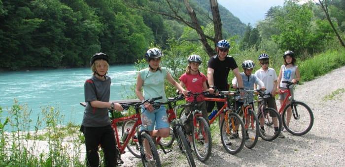 Our holidays Slovenia