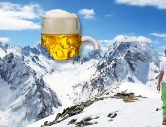 Bulgaria ski stag do
