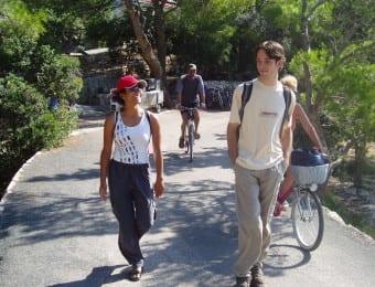 ins - croatia - sail bike tour